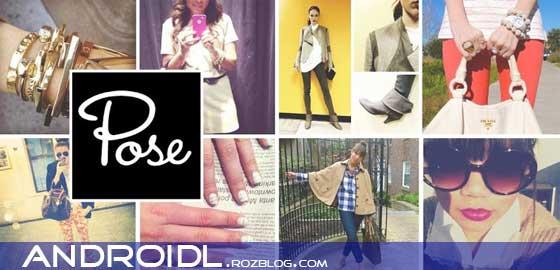 آگاهی ازجدیدترین مدل های لباس با Pose 2.8.6
